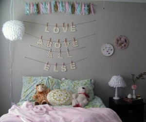 bedroom, usa, and cute image
