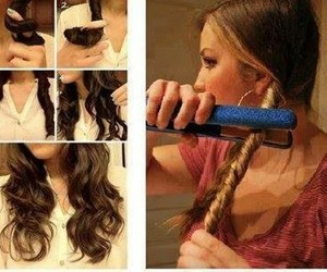 girls, hair, and sweet image