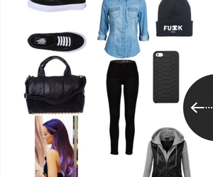 casual, fashion, and girly image