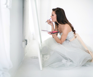 cool, dress, and romantic image