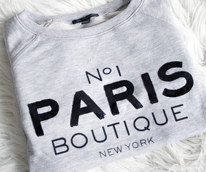fashion, paris, and boutique image