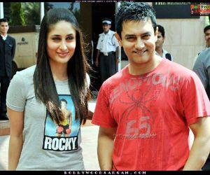 aamir khan and kareena kapoor image