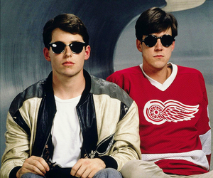 movie, ferris bueller's day off, and 80s image