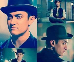 aamir khan, dhoom 3, and aamir khan facebook image