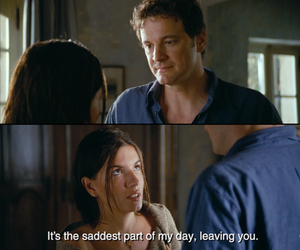 Colin Firth and love actually image