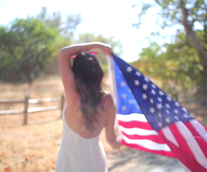america, bethany mota, and 4thjuly image