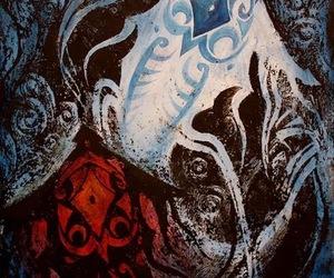 avatar, raava, and vaatu image