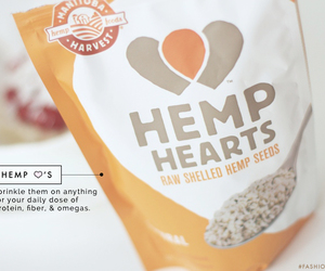 breakfast, hemp, and wellness image