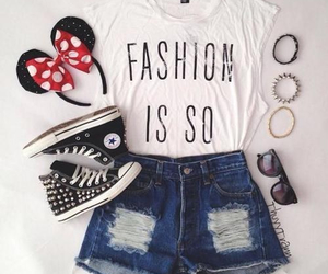 accessories, converse, and outfit image