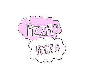 pizza, overlay, and tfios image