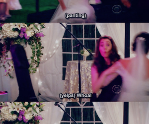 funny, tracy, and ted mosby image