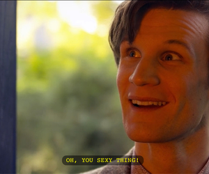 doctor who, lol, and matt smith image