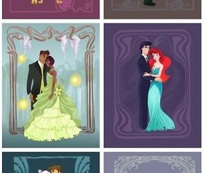 disney and princess image