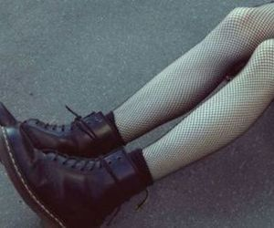 boots, style, and doc martens image