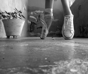 dance and point shoes image