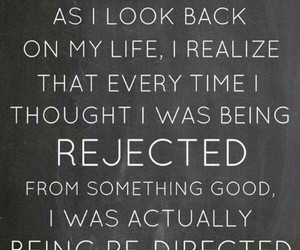 frases, life, and rejected image