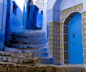 blue, colours, and lifestyle image