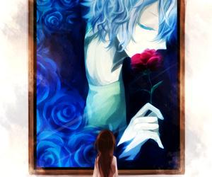 ib, garry, and anime image