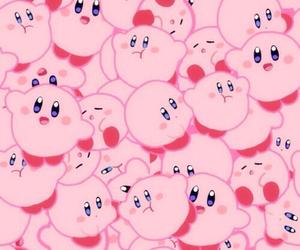 pink, kirby, and kawaii image