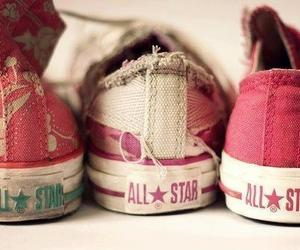 all star, converse, and shoes image