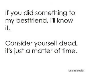 dead, friend, and frienship image