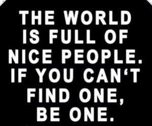 nice, people, and quotes image