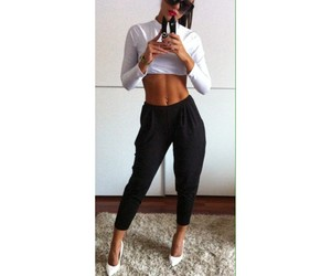 abs, fashion, and perfect body image