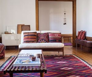 bohemian, interior, and chic image