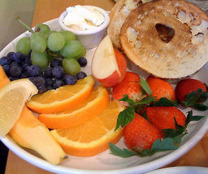 meal, breakfast, and food image