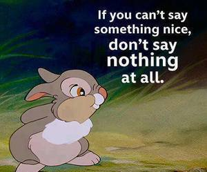quote, bambi, and disney image