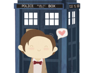 doctor who, stuff, and the doctor image
