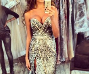 dress and sexy image