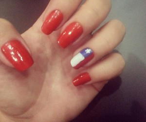 chile, country, and nails image