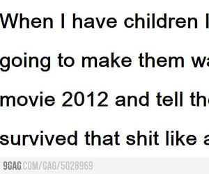 2012, funny, and lol image