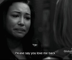 love, please, and glee image