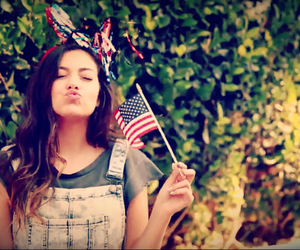 america, fourth of july, and youtuber image