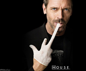 doctor, Dr. House, and tv image