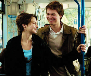 the fault in our stars, augustus waters, and hazel grace lancaster image
