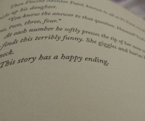 book, happiness, and Life of Pi image