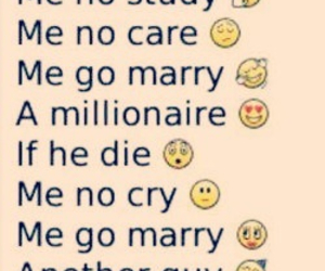 funny, marry, and lol image