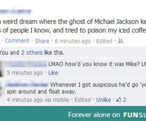 awesome, funny, and ghost image