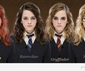 harry potter, slytherin, and ravenclaw image