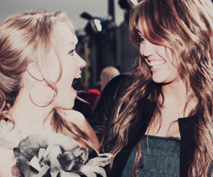 miley cyrus and emily osment image