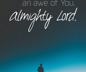 almighty, bible, and christian image