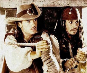 johnny depp and orlando bloom image
