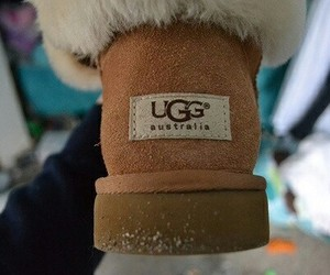 fashion, uggs, and boots image