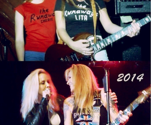 1976, Cherie Currie, and rock n' roll image