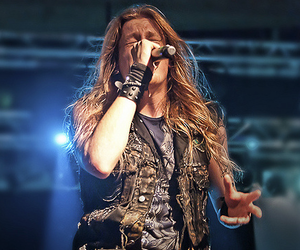 dragonforce, long hair, and marc image