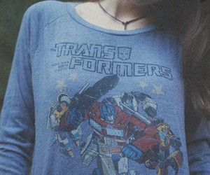 transformers, girl, and photography image