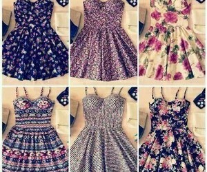 dress, all of them, and cute image